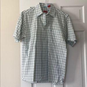 Izod Men's Button-up shirt